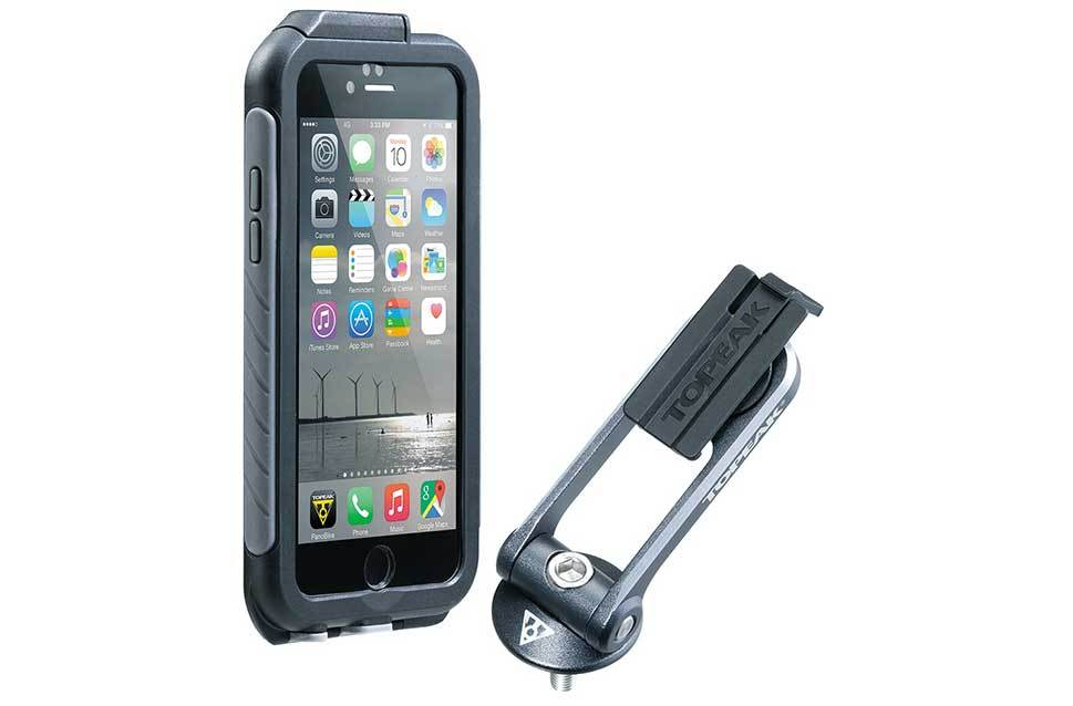 puzdro TOPEAK RIDE CASE WATERPROOF pre iPhone 5/5s