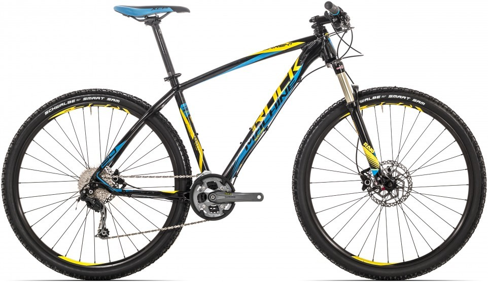 bicykel ROCK MACHINE TORRENT 50-27